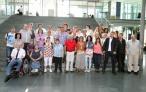 Contergannetzwerk im Deutschen Bundestag, Bundesministerien und bei der CDU